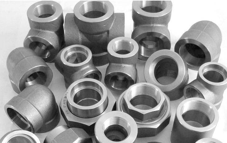 Alloy Steel F12 Forged Fittings