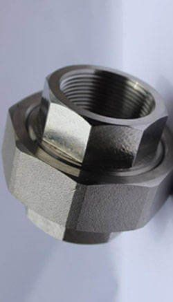 Alloy Steel F12 Forged Union