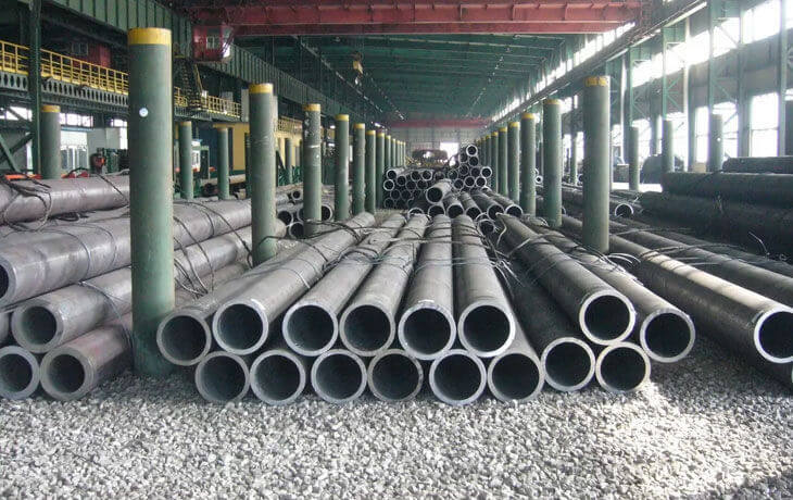 Alloy Steel P1 Pipes