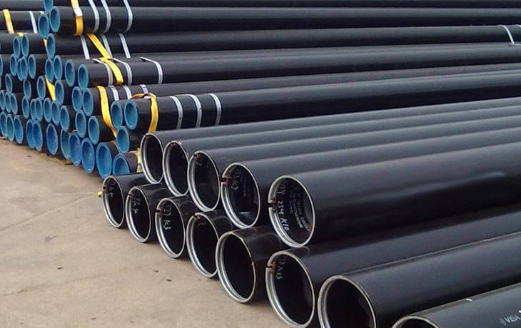 ASTM A53 Grade B Carbon Steel Pipes
