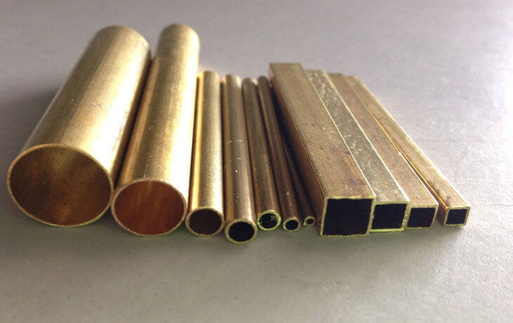 Brass Tubes and Pipes
