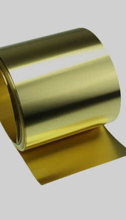 Brass Cold Rolled Shims