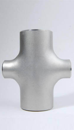 Stainless Steel 316H Butt weld Cross
