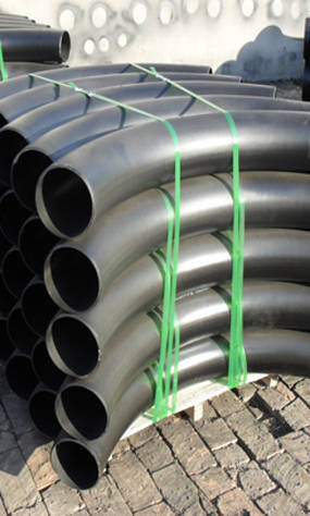 Alloy Steel WP9 Pipe Bend