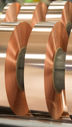 Copper Hot Rolled Coils