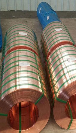 Copper Slitting Coils