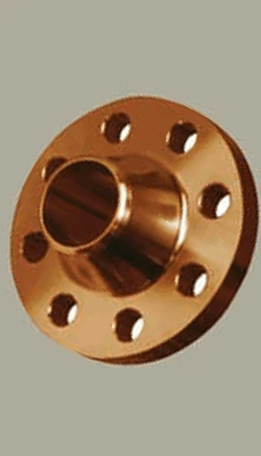 Cupro Nickel 90/10 Forged Flanges