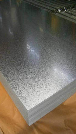 Stainless Steel 316l Galvanized Sheets & Plates