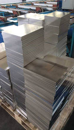 Stainless Steel 316l Hot Rolled Plates