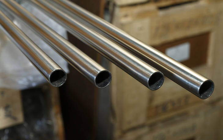 Stainless Steel 316 / 316L Pipes
