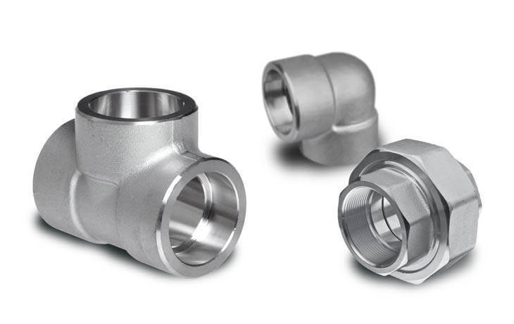 Stainless Steel 310 & 310S Forged Fittings