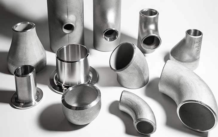Stainless Steel 316H Pipe Fittings
