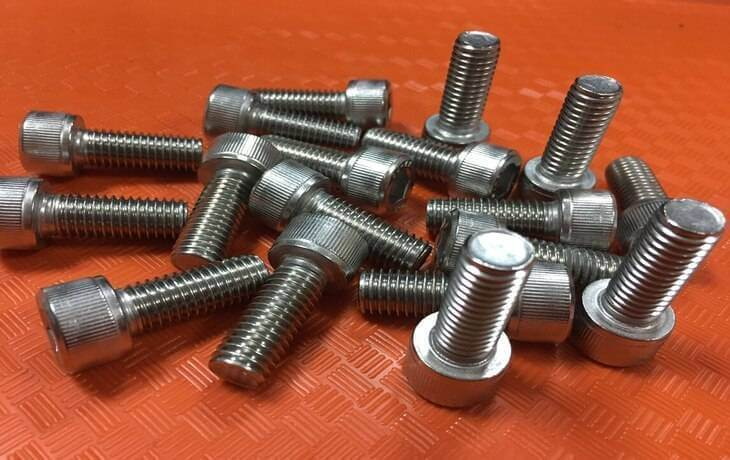 Stainless Steel 310 / 310S Fasteners