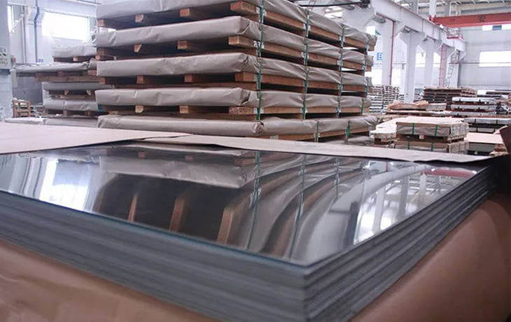 Stainless Steel 317 / 317L Sheets & Plates