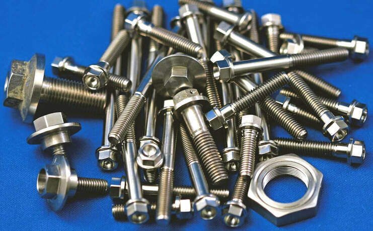 Stainless Steel 317 Fasteners