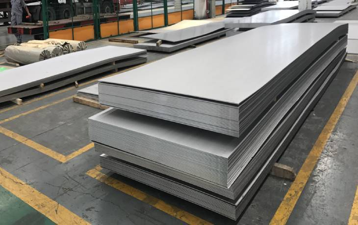 Stainless Steel 409L Sheets & Plates